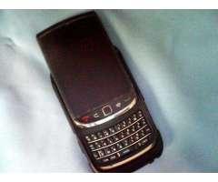 Se cambia blackberry torch 100  funcionable, detalles de la tapa