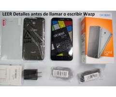Alcatel Pop 4 Plus ROM 16 GB RAM 1.5 GB pantalla 5.5 Pulgadas