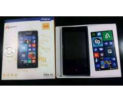 Celular Microsoft Lumia 532 Nuevo con telcel