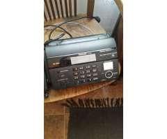 Tel Fax Panasonic Usado 1 Mes. Funciona