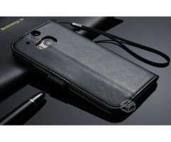 Funda HTC One M8 color negro, Región Metropolitana