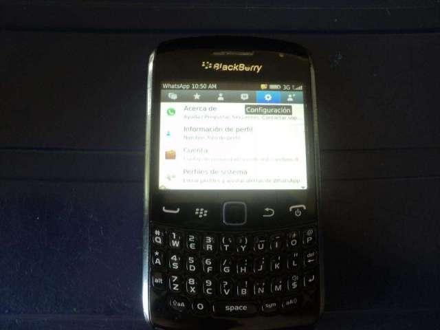 blackberry curve 9360 con whatsapp completo de todo liberado