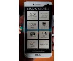 Blu Studio Selfie 2 Nuevo en Su Caja Lib