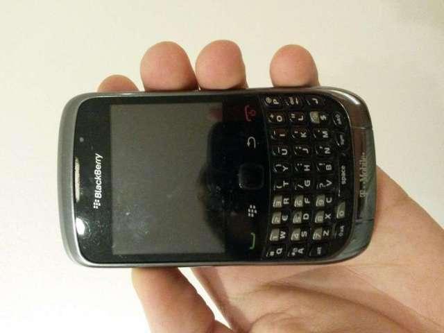 Vendo blackberry 8520 en buenas condiciones