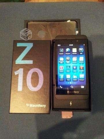 Blackberry z10, Región Metropolitana