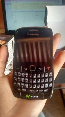 Blackberry 8520 10 De10 en Cajá Libre