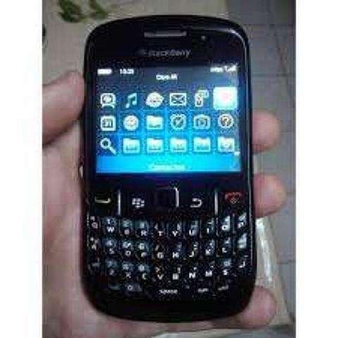 Telefono movil blackberry 8520