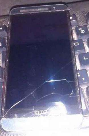 HTC E8 Acepto Cambios