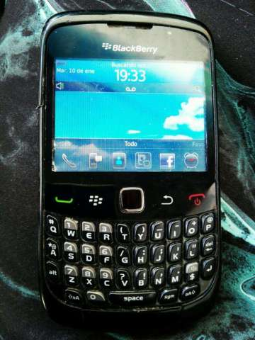 Blackberry 9300 Libre! Muy Buen Estado!!