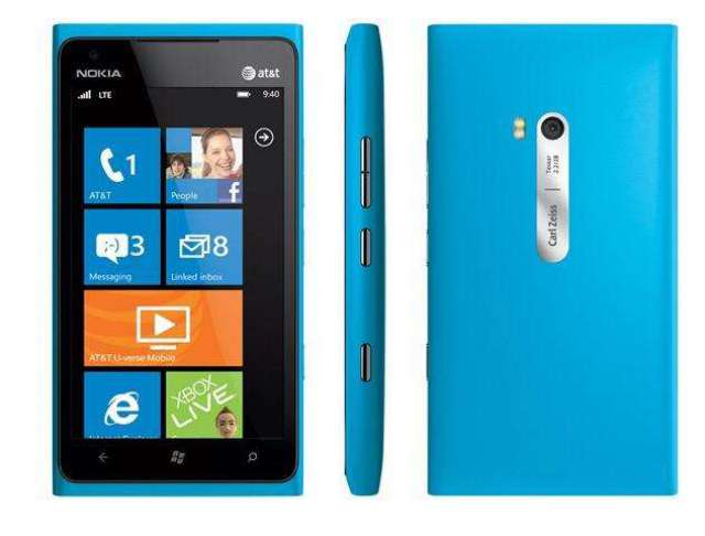 Nokia Lumia 900 vendo o cambio