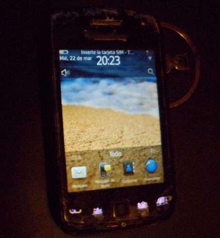 Blackberry Javelin 3 9380