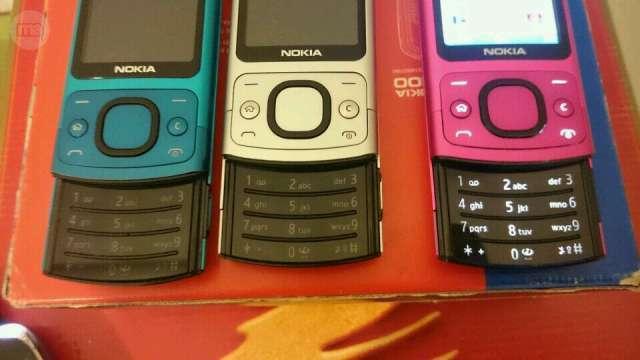 Nokia 6700  sl impecable libre