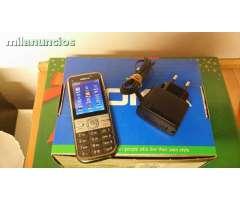 Nokia c5 00  libre  5mp
