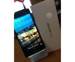 Huawei P8 lite Black, VII Maule