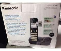 Nuevo Tel Inalambrico Panasonic $40