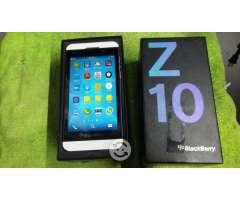 Blackberry z10 de 16gb telcel