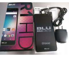 Blu R12 Gb Ram Y 16 Gb Rom 8 Mp Y Frontal 5 Mp Con Flash