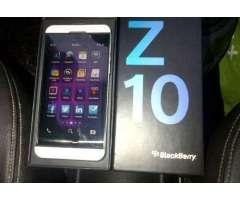 Vendo mi blackberry z10 usado 04244427726