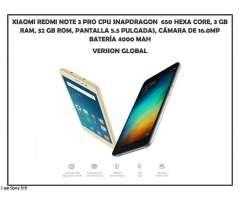Xiaomi Redmi Note 3 Pro Homologado!