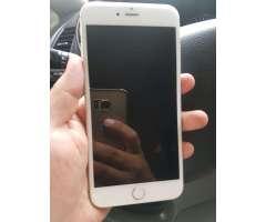 iPhone 6s Plus Blanco 16gb Libre Icloud