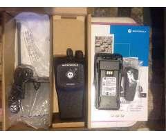 Radios Motorola Ep450s Uhf 490527 Nuevos y Usados