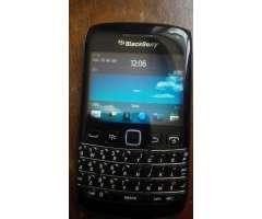 Blackberry Bold táctil 9790
