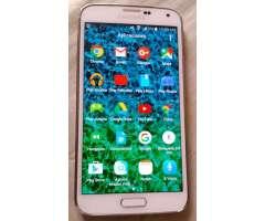 Samsung Galaxy S5 Blanco LTE Modelo G900M