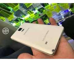 Samsung galaxy note 4 blanca
