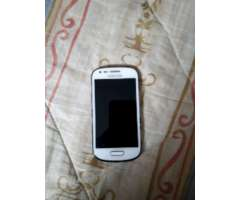 Samsung Galaxy S3 mini blanco