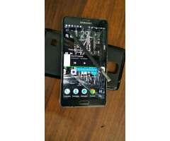 Samsung Note 4 Vendo O Cambio