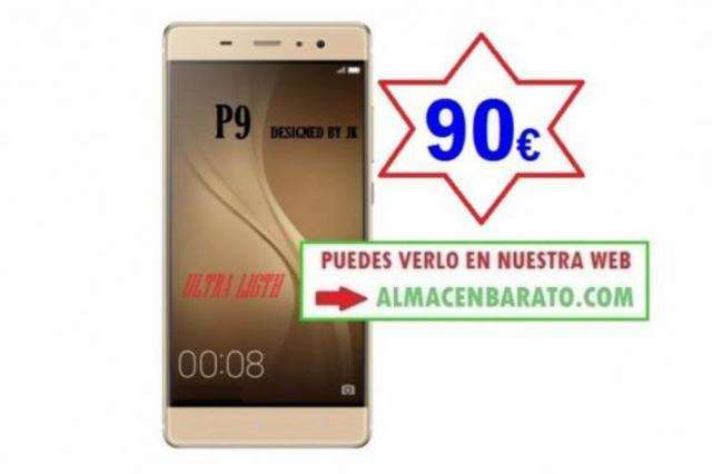 SMARTPHONE JK P9 PLUS 5.5`` HD PROCESADOR