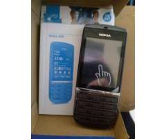 Nokia 300 Touch And Type.