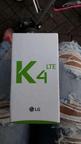 Telefono Lg K4 4g