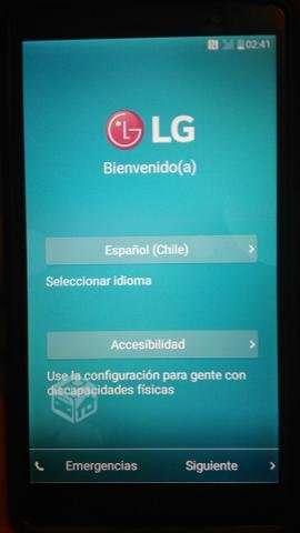Celular LG g4 stylus, IX Araucanía