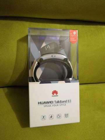 Vendo Huawei Talkband B3