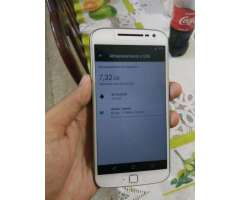 Motorola Moto G4 Plus 32gb Libre.