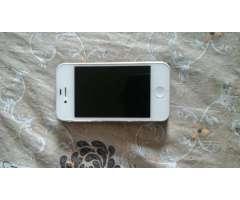 Celular iPhone en Exelentes Condiciones
