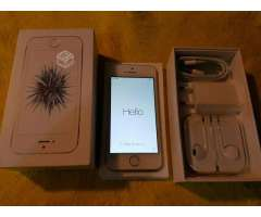 Iphone SE Silver 16 gb , Región Metropolitana