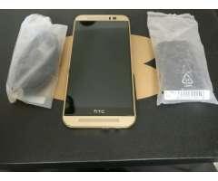 Htc One M9 Dorado, Libre, Premium