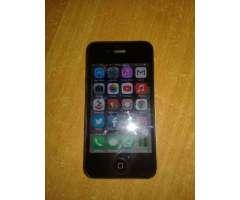 Vendo iPhone 4s Como Nuevo Poco Uso