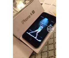 IPhone 4s de 16 Gb liberado