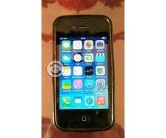 Iphone 4 Unefon con 16gb V/cambio