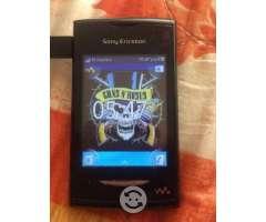 V/c Sony Ericsson W105a funcional