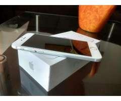 Iphone 6 Silver Plateado Excelente Estado