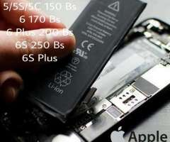 Baterias para iPhone