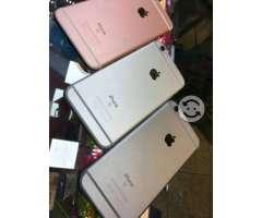 IPhone 6s de 16gb COMO NUEVOS libres