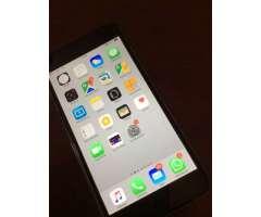 Iphone 6 Plus de 16gb negro, Para Cualquier Operadora, En Caja Con Accesorios A Solo $430