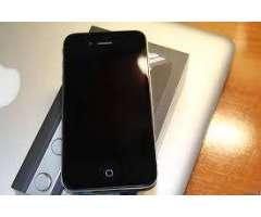 vendo como nuevo mi iphone 4s digitel negro de 32gb