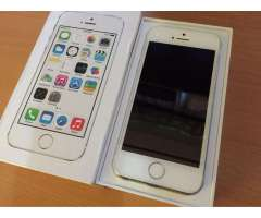Apple Iphone 5s 16gb A1533 4g Silver Impecable