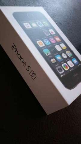 Vendo O Cambio iPhone 5s Nuevo neg.